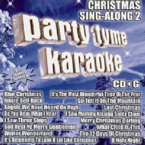 Party Tyme Karaoke - Christmas 3