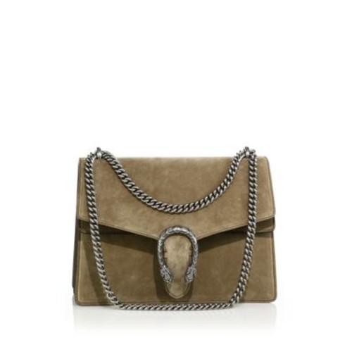 Dionysus Medium Suede Shoulder Bag