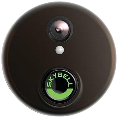 SkyBell SH02300BZ SkyBell HD Wi-Fi Video Doorbell (Bronze)