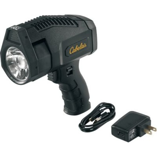 Cabela's 700-Lumen LED Rechargeable Spotlight