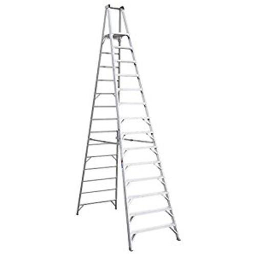 Werner (P414) Platform Ladder, Aluminum: Automotive