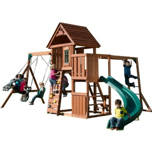 Cedar Brook Play Set