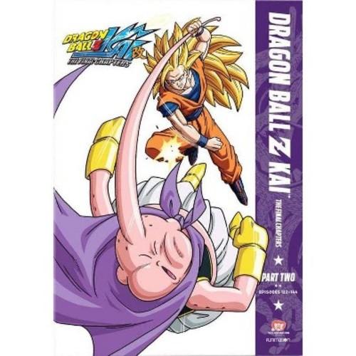 Dragon Ball Z Kai:Final Chapters Pt 2 (DVD)
