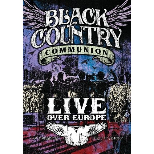 Live over Europe [DVD/Blu-Ray] [Blu-Ray Disc]