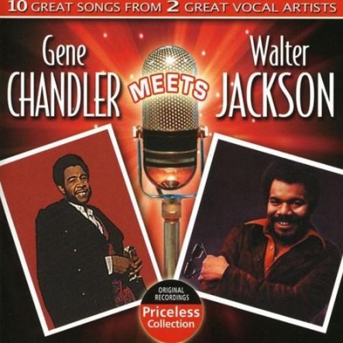 Gene Chandler Meets Walter Jackson [CD]