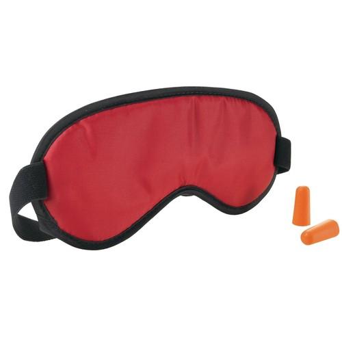 Travel Smart Eyeshade and Ear Plugs Set, 1 set