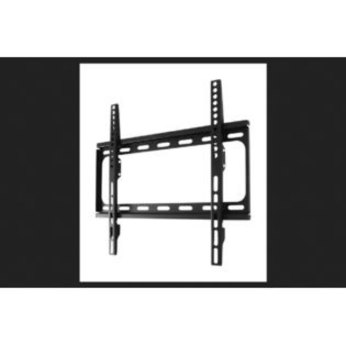Monster Mounts 32 in. 60 in. 70 lb. Super Thin Fixed TV Wall Mount