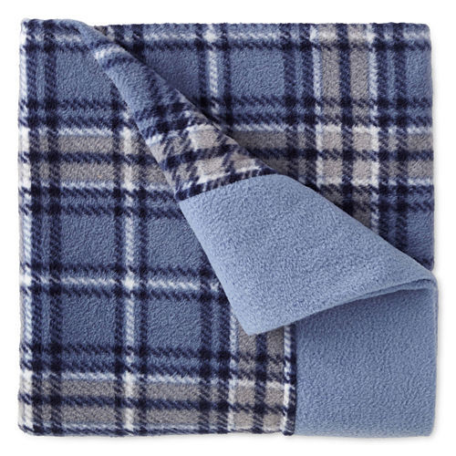 JCPenney Home Heavyweight Fleece Sheet Set - JCPenney
