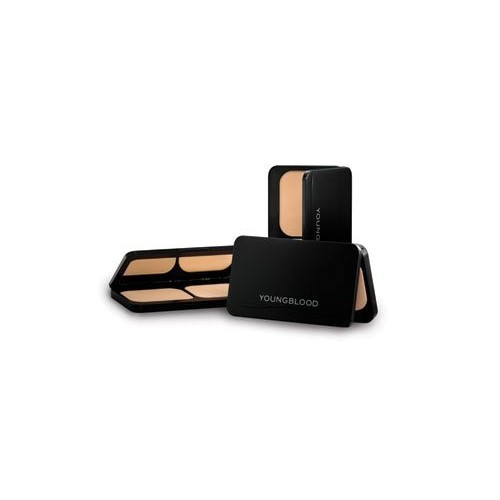 YoungBlood Pressed Mineral Foundation SOFT BEIGE .28 oz.-No Box