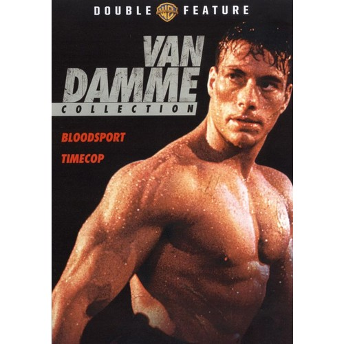 Van Damme Collection: Bloodsport/Timecop [DVD]