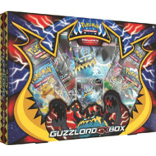 Pokemon Trading Card Game Guzzlord GX Box
