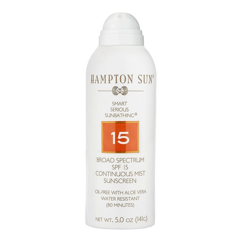Hampton Sun SPF 15 Continuous Mist [5 oz (150 ml)]