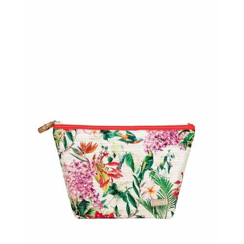 Poppy Laura Large Trapezoid Cosmetic Bag