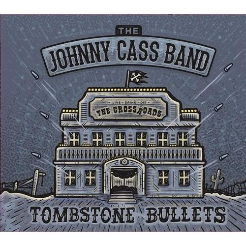 Tombstone Bullets [CD]