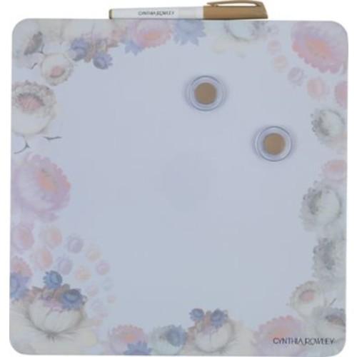 Cynthia Rowley Magnetic Dry-Erase Board, 12