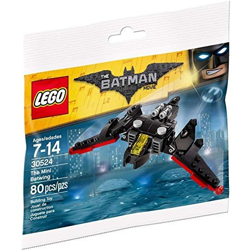 LEGO The Batman Movie - The Mini Batwing Building Toy