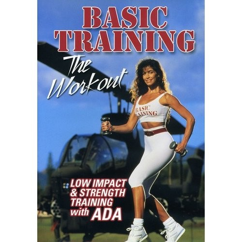 Basic Training: The Workout: Low Impact & Strength Training With Ada [DVD] [2009]