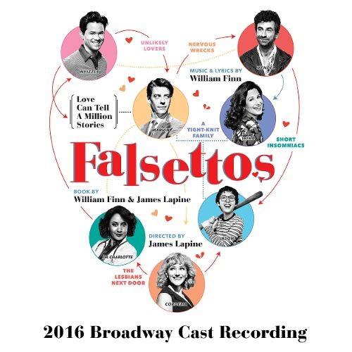 Falsettos [2016 Broadway Cast Recording] [CD]