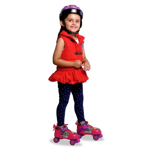 Trixie Zoo Trainer Skates with Toy Helmet