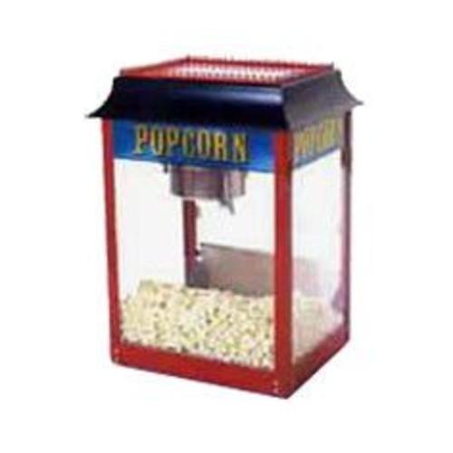Snappy Popcorn 8 oz Paragon 1911 Popcorn Popper; Red