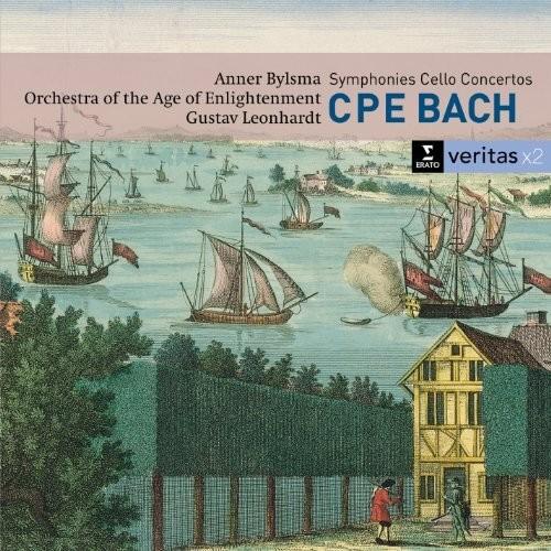 C.P.E Bach: Symphonies; Cello Concertos