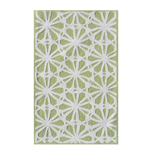 Filament Design Connie Green 2 ft. 8 in. x 4 ft. 8 in. Indoor Area Rug