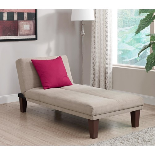 Dorel Home Furnishings Dorel Dillan Chaise