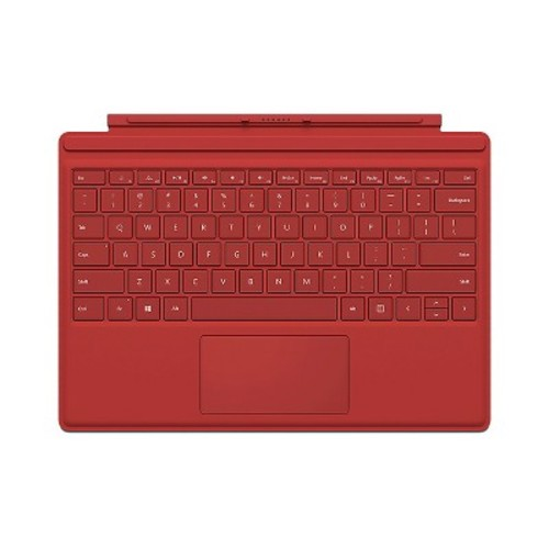 Surface Pro / Pro 4 Type Cover (Red )