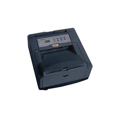 Oki Data B4600n, Up To 2400 x 600 dpi, 27 ppm, Digital Mono Laser Printer, Black