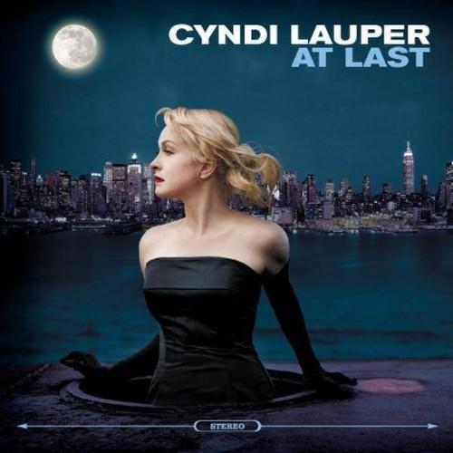 Cyndi lauper - At last (CD)