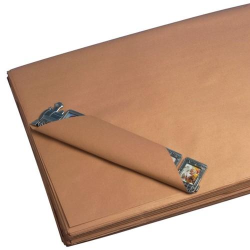 Office Depot Brand Kraft Paper Sheets, 30 Lb, 18
