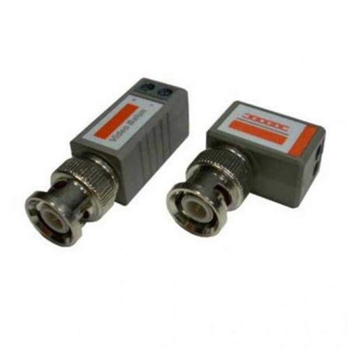 Securitytronix 1 Channel Composite Video Balun Kit