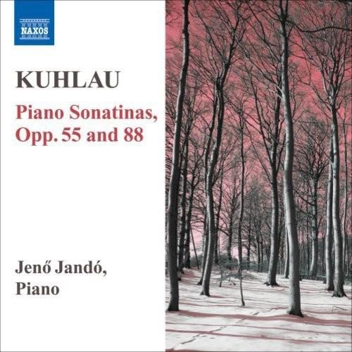 Kuhlau: Piano Sonatinas, Opp. 55 & 88 [CD]