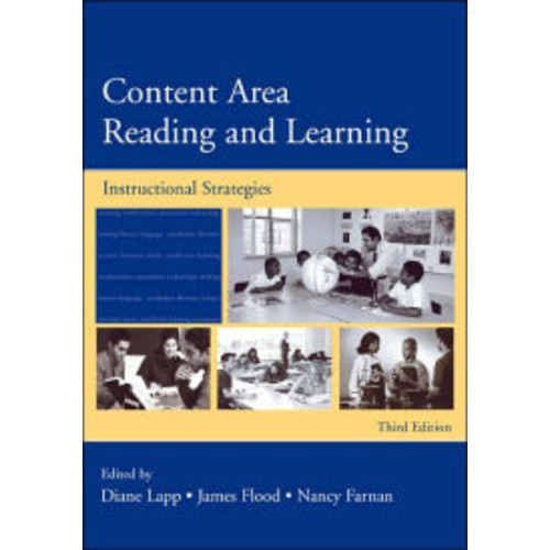 Content Area Reading and Learning: Instructional Strategies / Edition 3