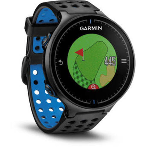 Approach S5 Color Touchscreen GPS Golf Watch (Black)