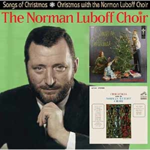 Songs Of Christmas / Christmas With The Norman Luboff Choir [Audio CD]