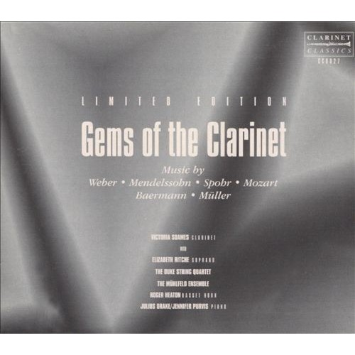 Gems of the Clarinet [CD]