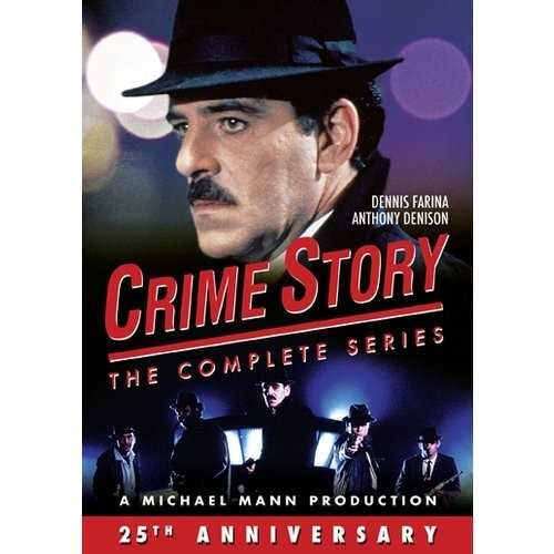Crime Story: Complete Series [DVD]