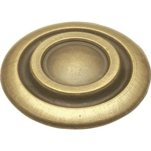 1-3/8 In. Cavalier Antique Brass Cabinet Knob (BPP121-AB)