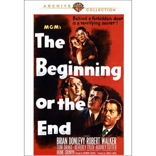 The Beginning or the End [DVD] [1947]