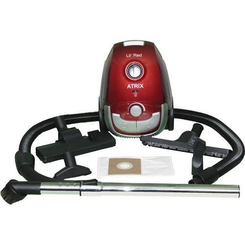 Atrix Lil' Red HEPA Vacuum  1200 Watt,