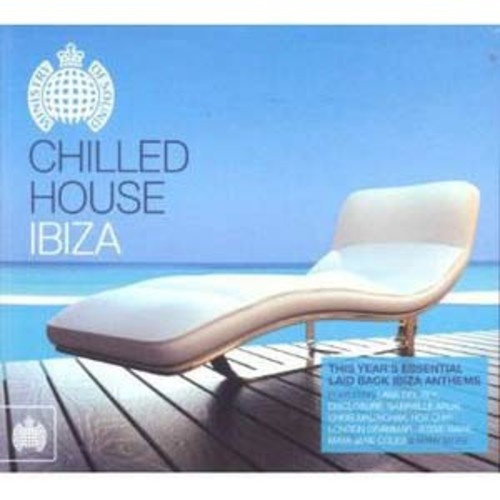 Chilled House Ibiza By Various Artists (Audio CD)