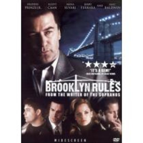 Brooklyn Rules (DVD) (Enhanced Widescreen for 16x9 TV) (Eng) 2006