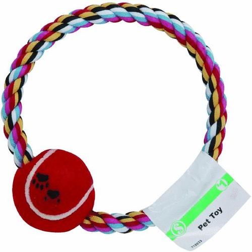 Smart Savers Rope Ring Dog Toy - CC401029