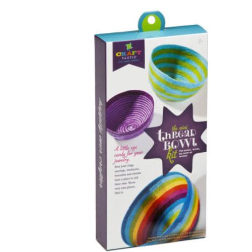 Craft-tastic Mini Thread Bowls Kit