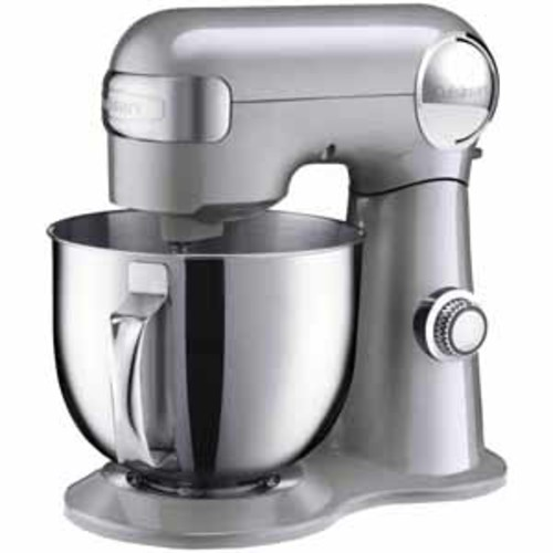 Cuisinart Precision Master 5.5 Quart Stand Mixer - Brushed Chrome