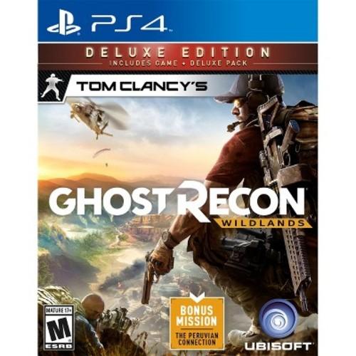 Ghost Recon Wildlands Deluxe Edition - PlayStation 4
