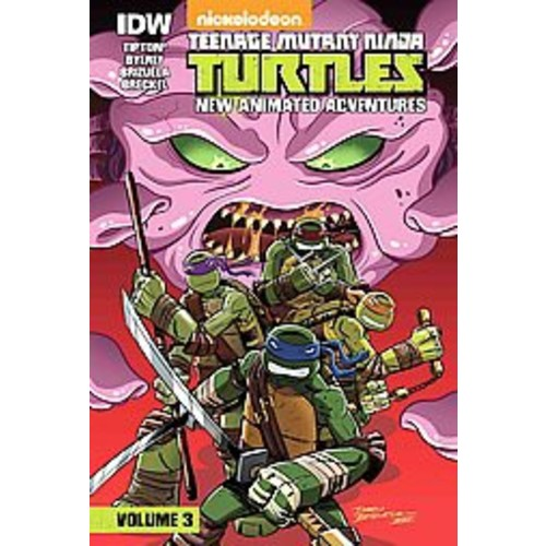 Teenage Mutant Ninja Turtles: New Animated Adventures: Volume 3 : New Animated Adventures (Library)