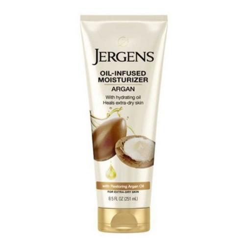 Jergens Oil Infused Moisturizer Argan Oil - 8.5oz