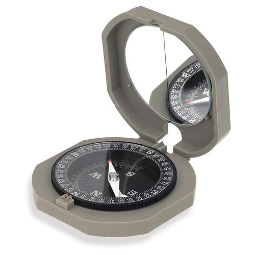 Training Compass for Learning to use